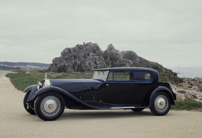 Bugatti Type 41 Royale Relner Coupe